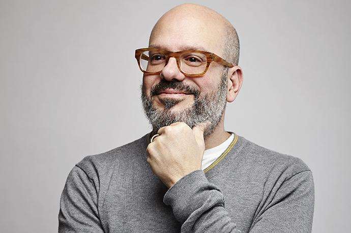 David Cross 'Making America Great Again! in Melkweg Amsterdam