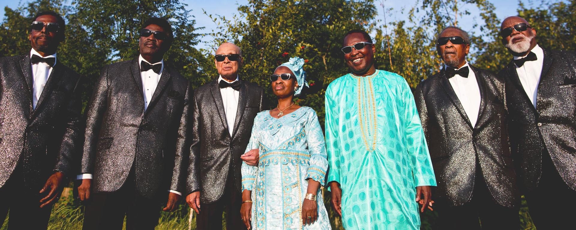 Amadou & Mariam & The Blind Boys of Alabama