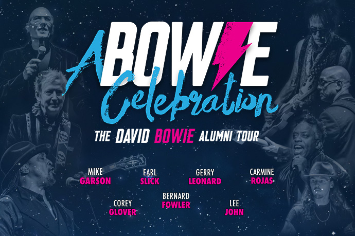 A Bowie Celebration: The David Bowie Alumni Tour