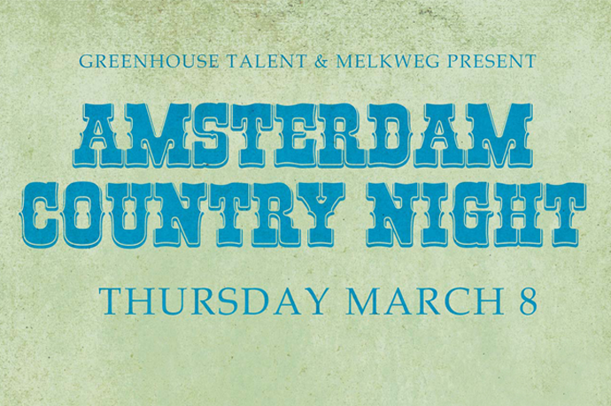 Amsterdam Country Night
