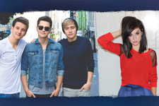 Before You Exit & Christina Grimmie