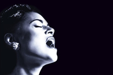 Billie Holiday by Viktor Lazlo