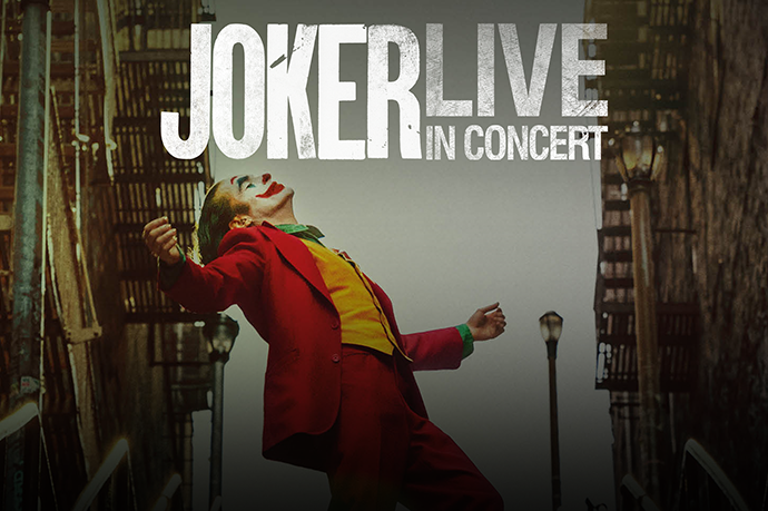 Joker - Live in Concert