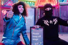 Ninja Sex Party
