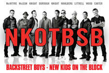 NKOTBSB - Backstreet Boys & New Kids on the Block