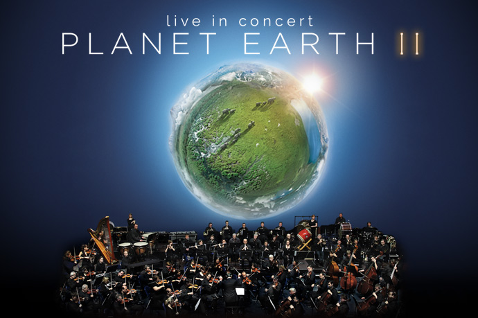 BBC's Planet Earth II Live In Concert