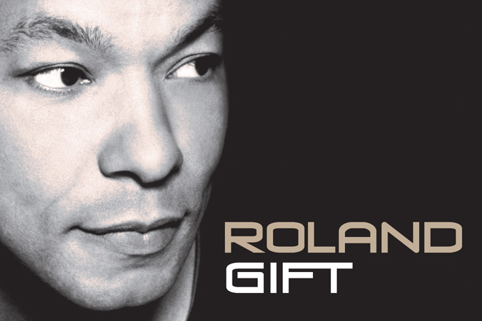 Roland Gift (of The Fine Young Cannibals)